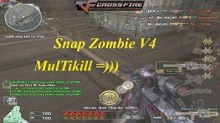 [Đột Kích] Barrett- M82A1 VIP Bắn Zombie V4 Cực Hay | Huynh Tam HT✔