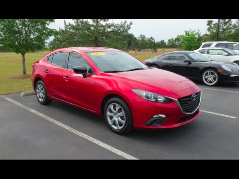 2015 mazda 3 i sv full tour start up at massey toyota. Black Bedroom Furniture Sets. Home Design Ideas