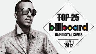Top 25 • Billboard Rap Songs • July 1, 2017   Download-Charts