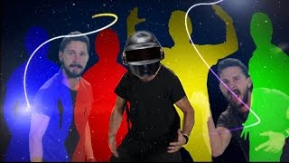 Daft Labeouf - Harder, Better, Faster, Do it