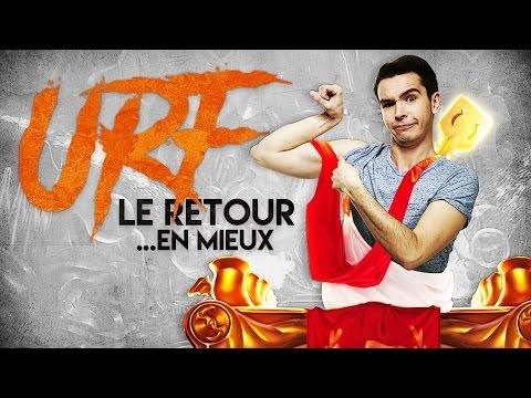 RETOUR DE L'URF ... EN MIEUX !