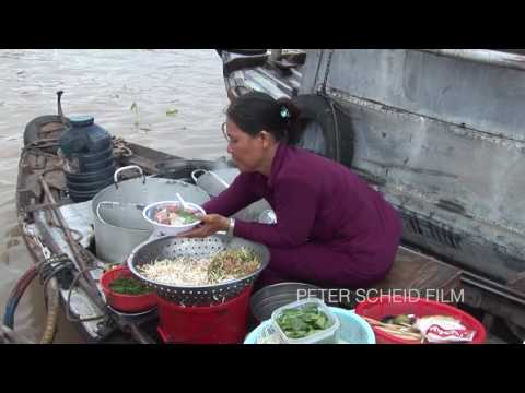 Chau Doc, Mekong Delta