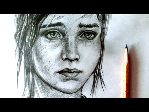 ASMR | Drawing 3 | Ellie