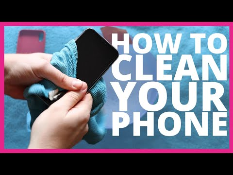 How Covid-19 can live on your phone and how you can clean it