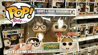 Funko Pop! Target Exclusives! In store video!