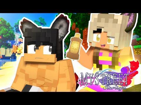 Alpha... I MEAN AARON!! | MyStreet: Starlight [Ep.6] | Minecraft Roleplay