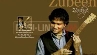 Jia Re Jia Re - Zubeen (from his debut album Zindagi)