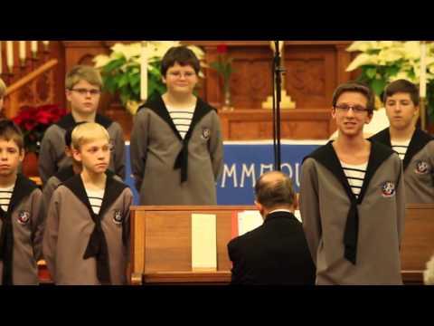 2015 All-Choirs Christmas Concert - North Star Boys Choir