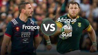 France - Afrique du Sud, une défaite interdite