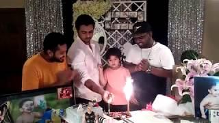 Celebrating birthday Of Ziaul Faruq Apurba And His Son | Tanzim Hasan Anik | Bishal | Aayash | 2018