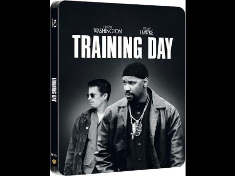 """Обзор распаковка Blu-ray """"Тренировочный день"""" / Review """"Training Day"""" Steelbook Zavvi unboxing"""