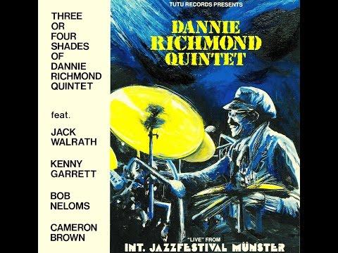 Dannie Richmond Quintet - Suite: Cumbia & Jazz Fusion