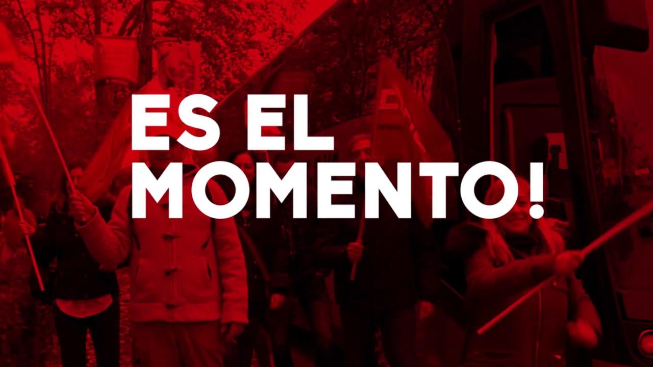Elecciones Sindicales 2018 2019 Eselmomento Vota Ccoo