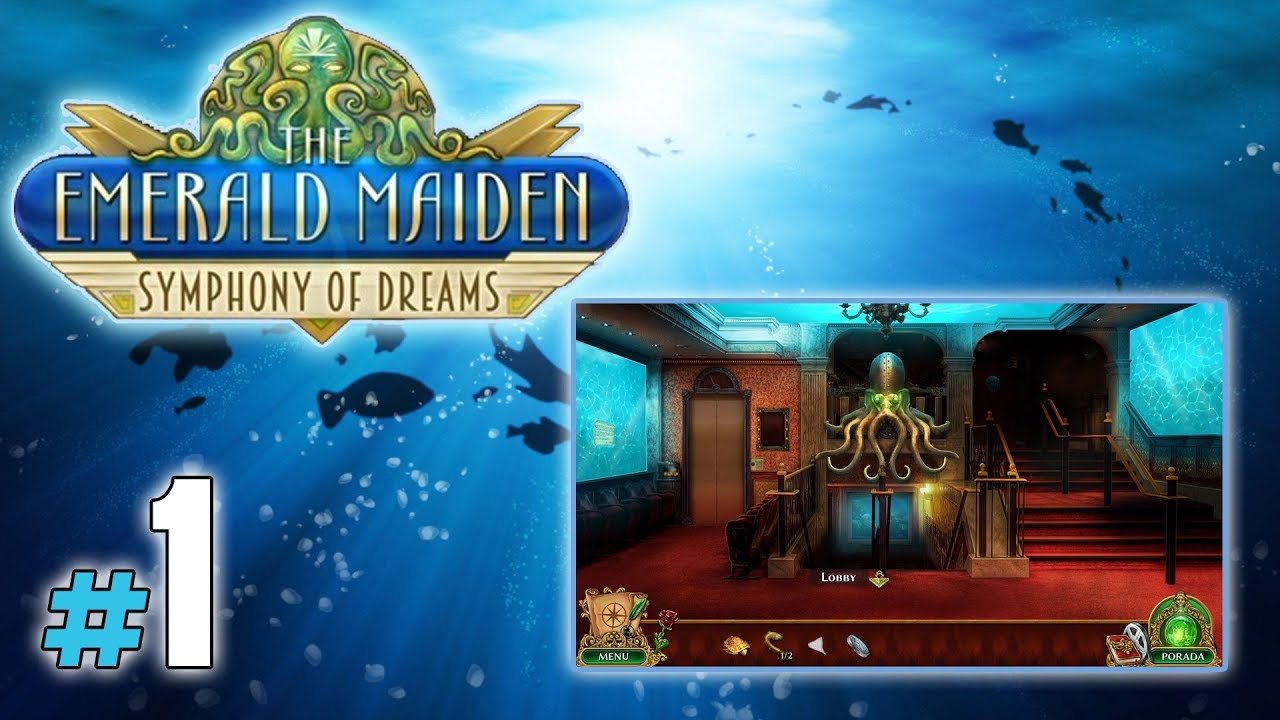 "Let's Play: The Emerald Maiden: Symphony of Dreams odc. 1 – ""Miasto snów"""