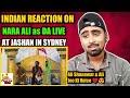 Indian Reacts To Nara Ali Da Live At Jashan In Sydney Ali Shanawar, Ali Jee, Nadeem Sarwar !!!