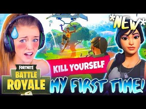 😅MY FIRST TIME!😵 50 vs 50!(Fortnite #1💣)