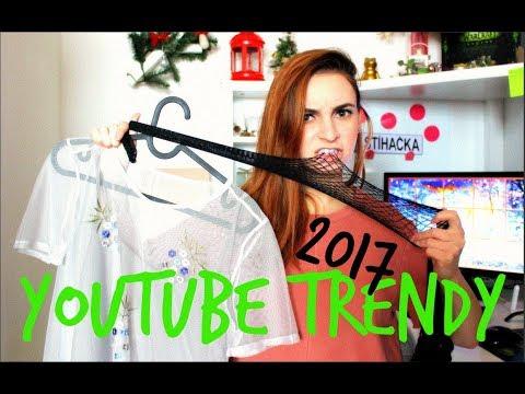 Youtube trendy 2017