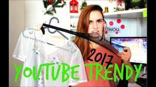 Youtube trendy 2017