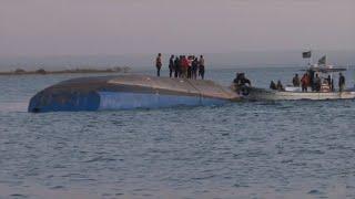 Tanzanie: naufrage d'un ferry surchargé sur le lac Victoria
