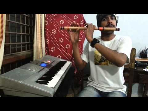 Moh Moh Ke Dhaage| Dum Laga Ke Haisha | Bansuri Flute Instrumental Cover - Nitish Mishra