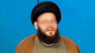 معمم شيعي ينهار على الهواء بعد عجزة في الرد على سؤال شيخ سني فضح حقيقة الشيعة