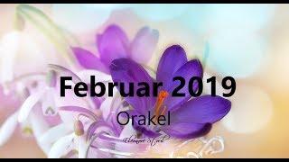 Februar 2019 Orakel – Die Fülle Wartet Auf Dich