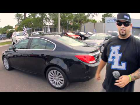 Autoline's 2011 Buick Regal CXL Russelsheim  Walk Around Review Test Drive