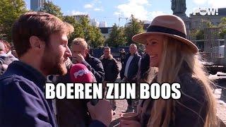 Boze boeren in Den Haag