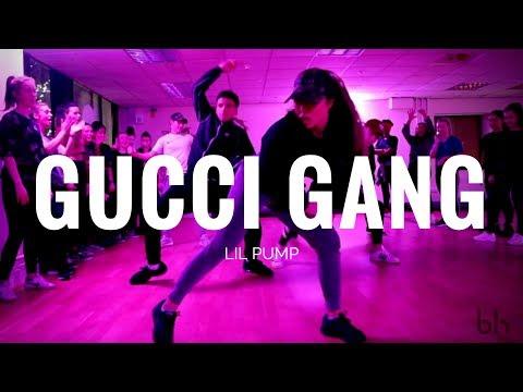 GUCCI GANG - Lil Pump | Beckie Hughes Choreography