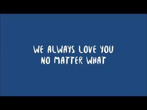 James TW - When You Love Someone (Lyrics)