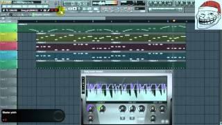 Cơn mưa ngang qua Sơn Tùng M-TP remix fl studio project