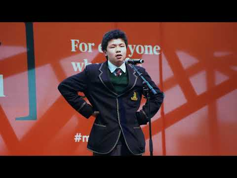 Finalists of OutLoud 2017, Melbourne High ***EXPLICIT LANGUAGE WARNING***
