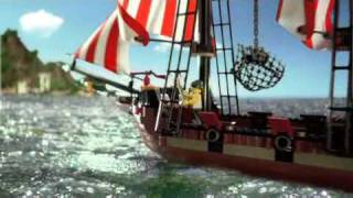 lego pirates 2009 commercial
