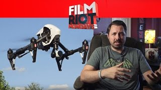 Mondays: Have Drones Changed Indie Filmmaking & Creating Episodes