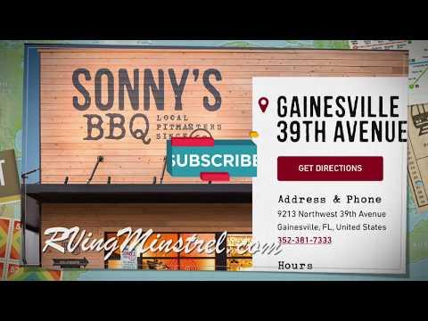 SONNY'S BBQ   Gainesville, Fl