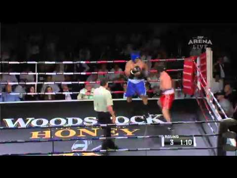 Paul Gallen v Hika Elliot Fight for Life 2012