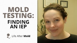 Mold Testing: Finding an IEP