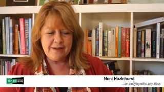 Noni Hazlehurst discusses working with Larry Moss at 16th Street Actors Studio