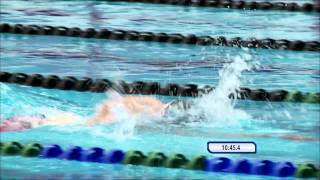 1500m freestyle men's:1500m libre hommes   2014 Canadian Swimming Trials