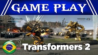 Game Play Transformers 2 PC PT-BR