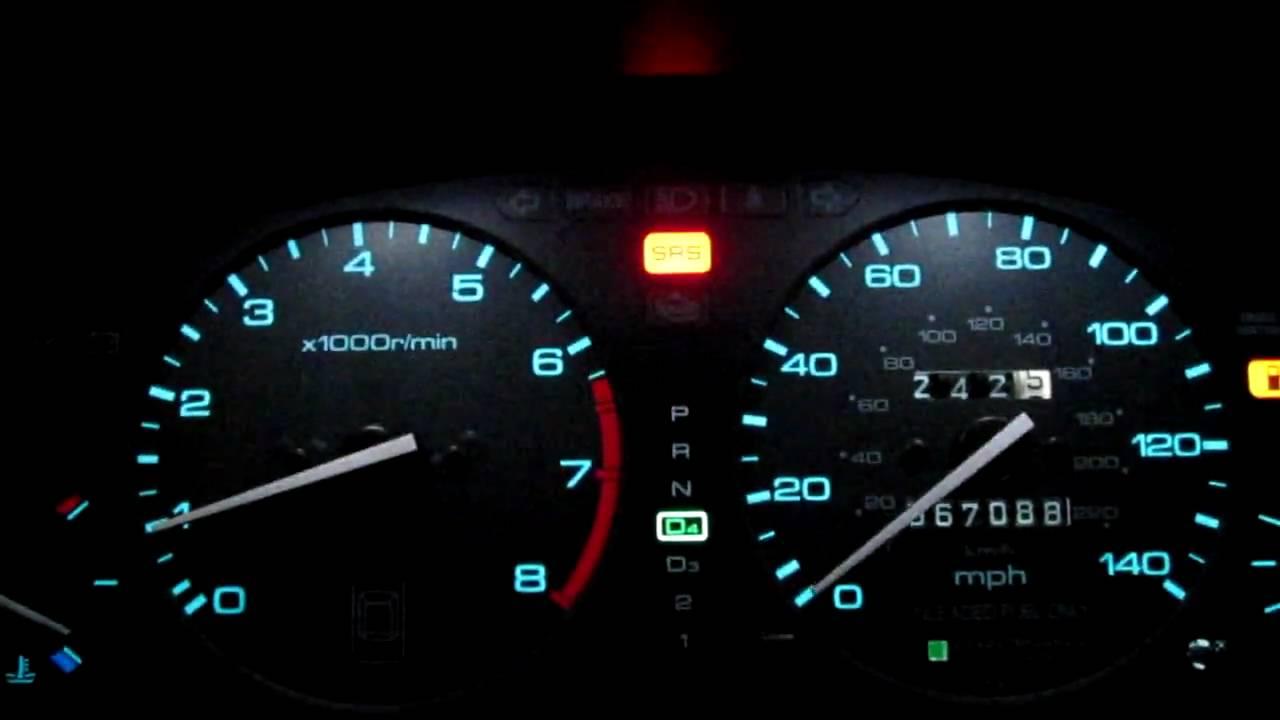 1997 Honda Accord V6 - YouTube