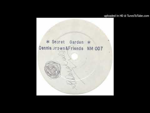 Dennis Brown / Derrick Barnett / Richie Stephens / Ed Robinson - The Secret Garden (UK, 1990)