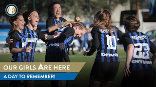 OUR GIRLS ARE HERE: A DAY TO REMEMBER! #InterWomen