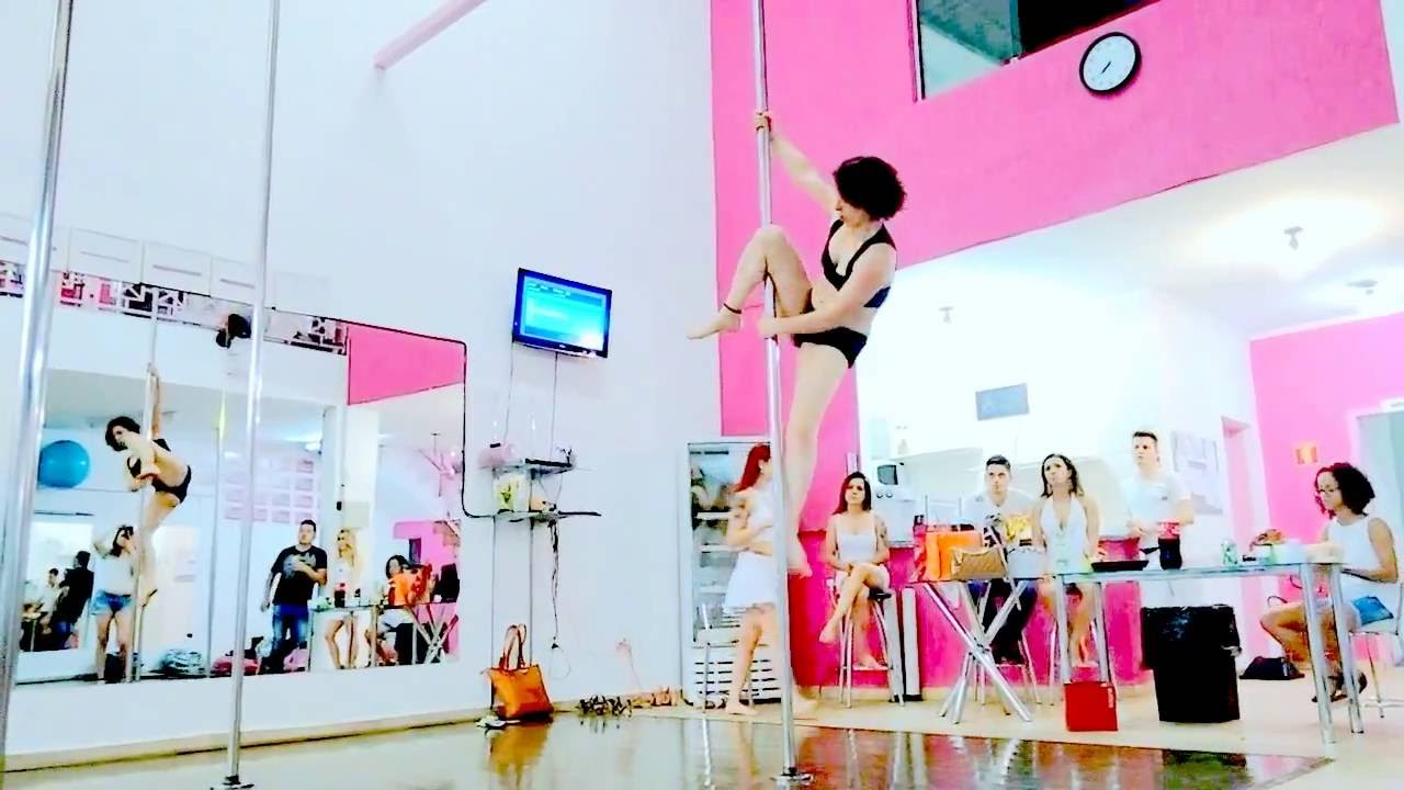 Pole dance - Animals (Jax Berlin) - Jessica Ruch - YouTube