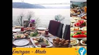 İstanbul'daki  En İyi Kahvaltı Mekanları  - En İyi Olanlar