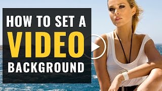 Set Background Video in Webpage without plugin   HTML5 & CSS3 Trick in Hindi