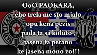 Repeat youtube video Paok - Exo trela - (Srpski)