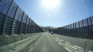 【On board drive】十勝清水IC~占冠IC~道の駅 自然体感しむかっぷ