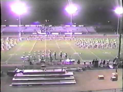 El Dorado High School Field Show, 1993