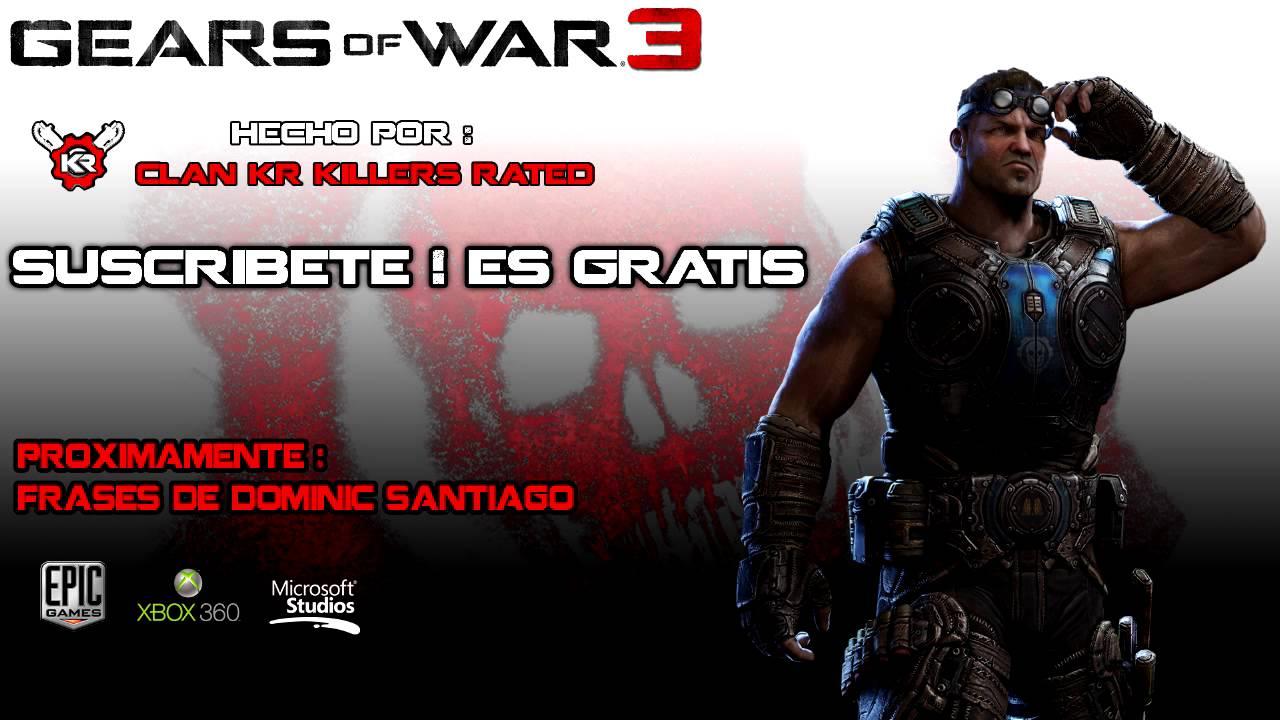 Frases De Damon Baird Latino Gears Of War 3